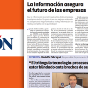 Entrevis en Diario La Razón a miembros del equipo de Forlopd