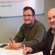 acuerdo de colaboración Forlopd Ando 2017 y Atfrie