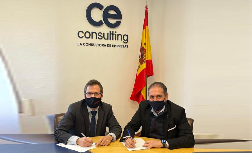 Acuerdo entre Forlopd y CE Consulting