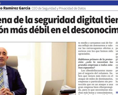 entrevista a Bernardo Ramirez