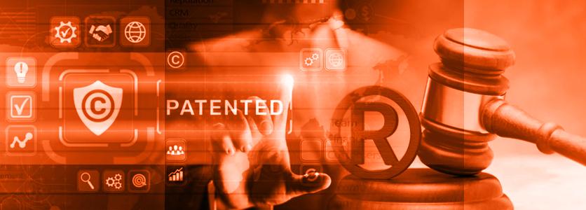 Servicio de registro de patentes y marcas